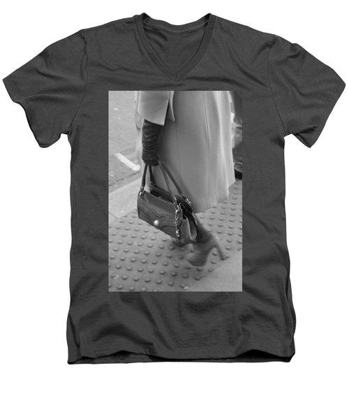 Kid Gloves Men's V-Neck T-Shirt