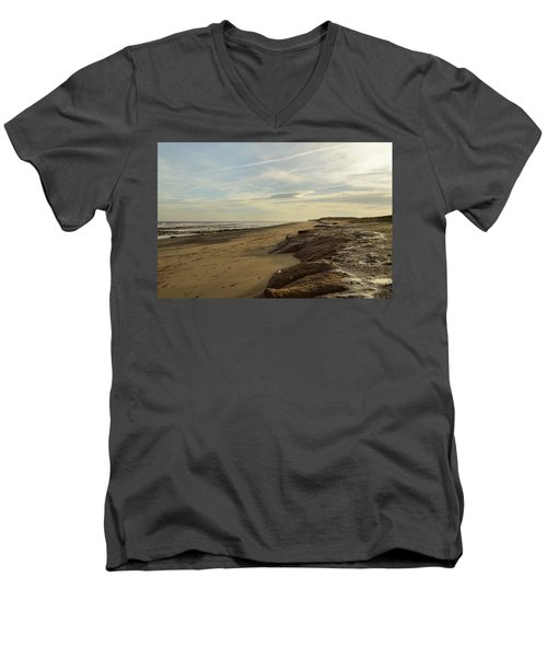 Kilnsea  Men's V-Neck T-Shirt