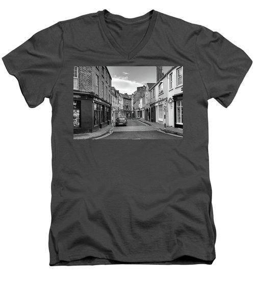 Kinsale Side Street Men's V-Neck T-Shirt