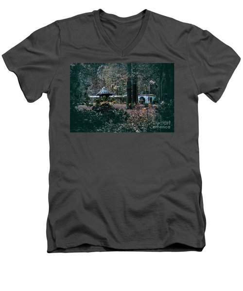 Kiosk Men's V-Neck T-Shirt