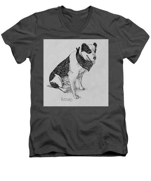 Kosmo Men's V-Neck T-Shirt