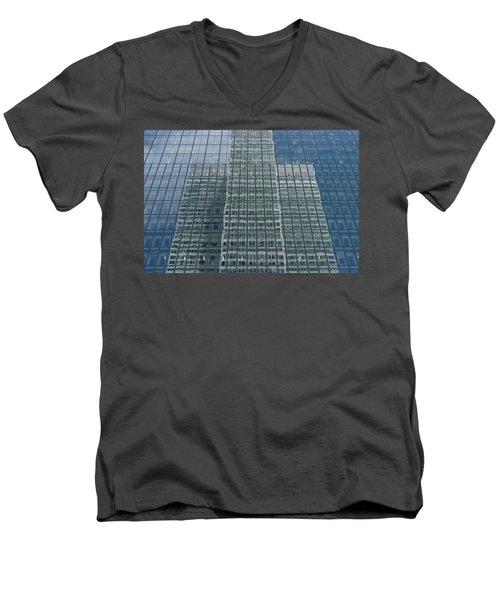 La Villa De Maria Men's V-Neck T-Shirt