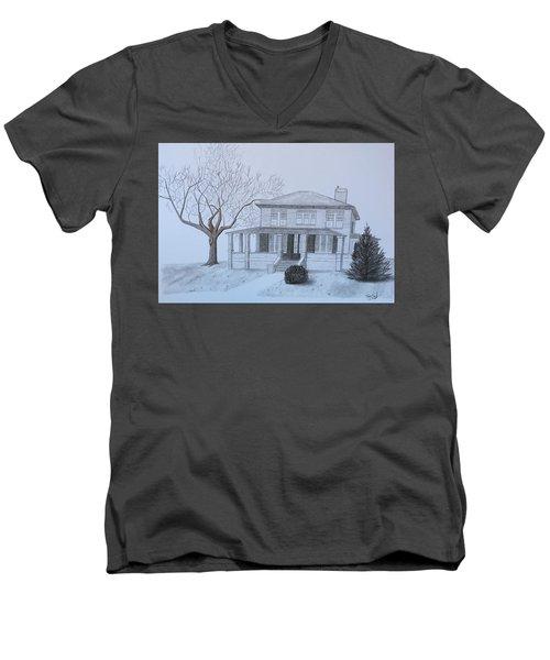 Lady's 1950 Men's V-Neck T-Shirt