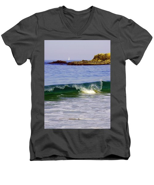 Laguna Sailing Men's V-Neck T-Shirt