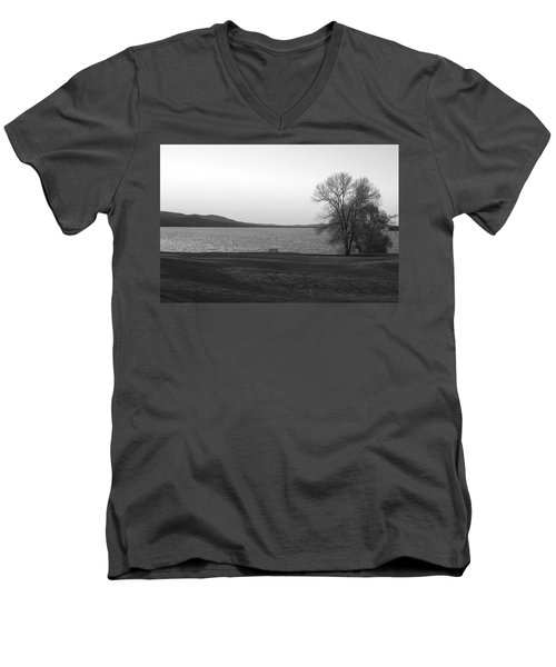 Lake Champlain Men's V-Neck T-Shirt