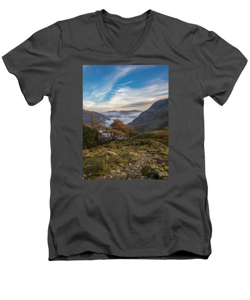 Lake District Views Men's V-Neck T-Shirt