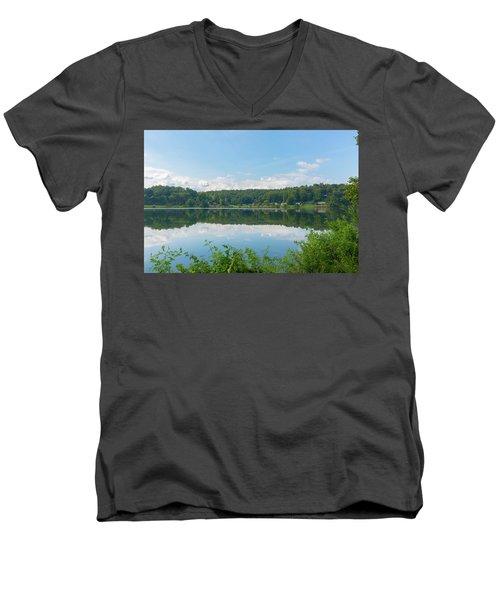 Lake Junaluska #3 September 9 2016 Men's V-Neck T-Shirt