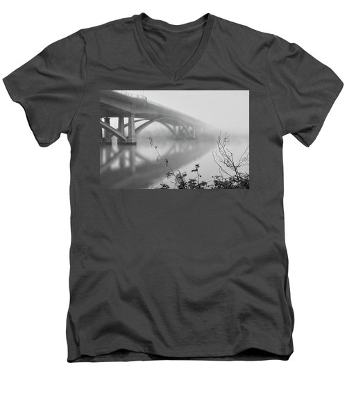 Lake Natoma Crossing Men's V-Neck T-Shirt