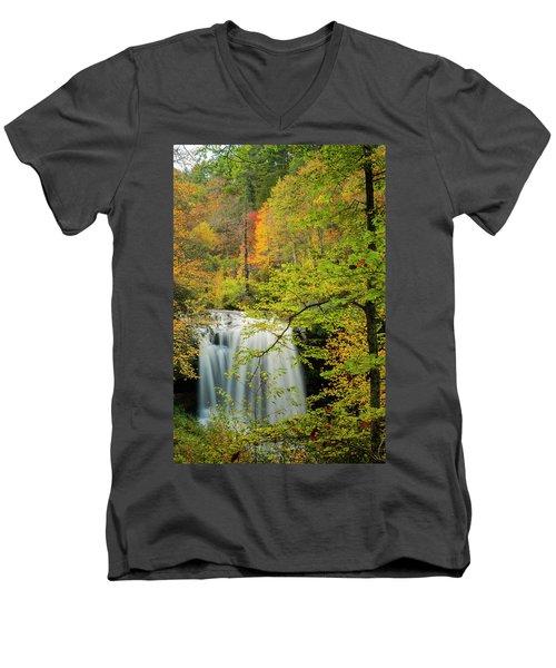 Land Of The Noonday Sun Men's V-Neck T-Shirt