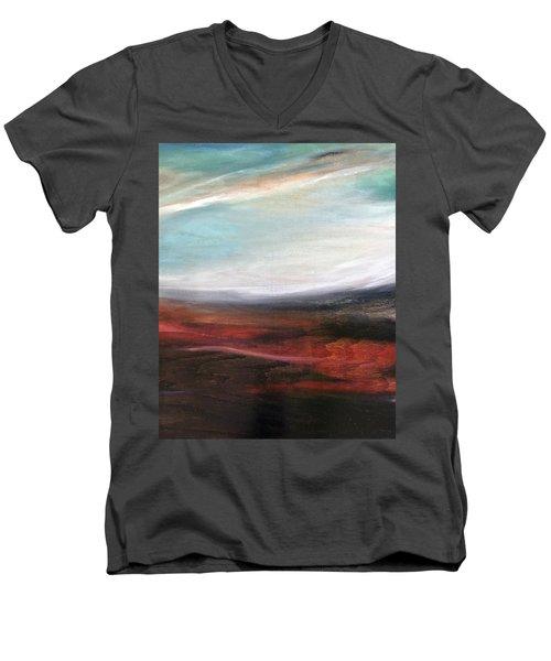 Landslide Men's V-Neck T-Shirt