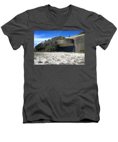 Langdon Battery Men's V-Neck T-Shirt