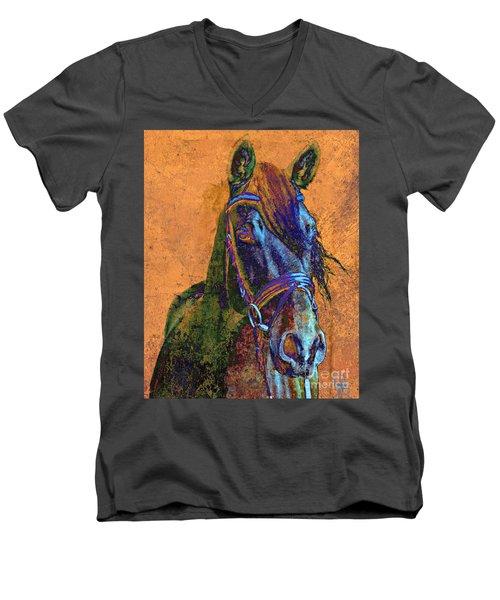 Laredo Men's V-Neck T-Shirt