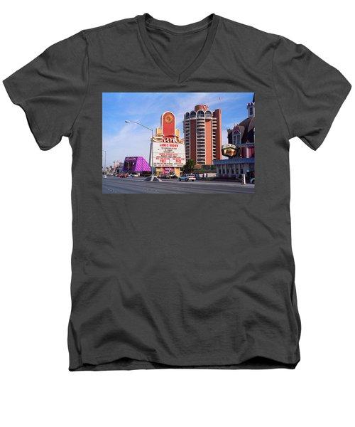 Las Vegas 1994 #1 Men's V-Neck T-Shirt
