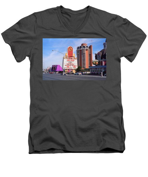 Las Vegas 1994 #1 Men's V-Neck T-Shirt