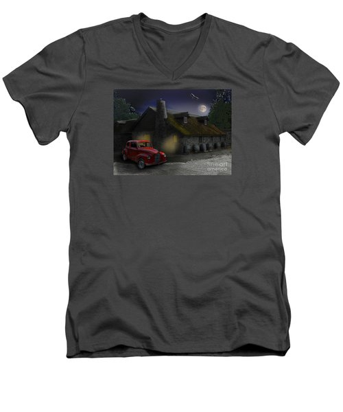 Last Call Men's V-Neck T-Shirt