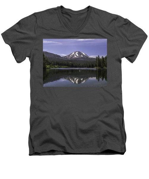 Last Day Of Spring Men's V-Neck T-Shirt