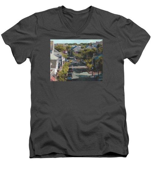 Late Summer Nantucket Men's V-Neck T-Shirt