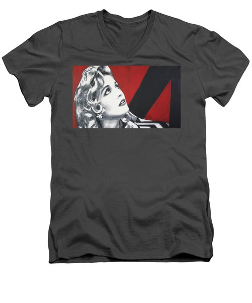 Laura Palmer Men's V-Neck T-Shirt