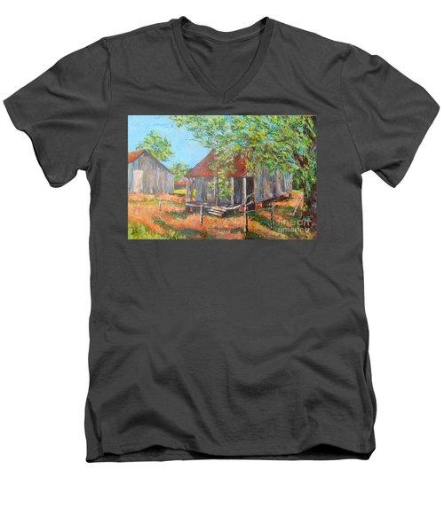Laurel Valley Men's V-Neck T-Shirt
