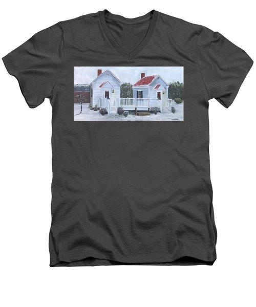 Law Offices Men's V-Neck T-Shirt