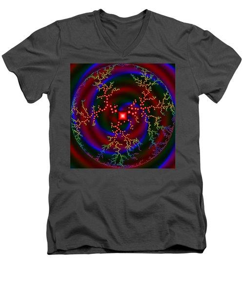 Laymemient Men's V-Neck T-Shirt