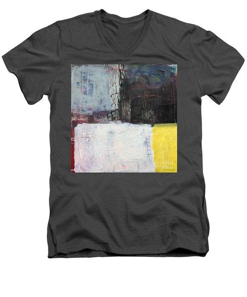 Le Temps Est Propice Pour Vous Men's V-Neck T-Shirt