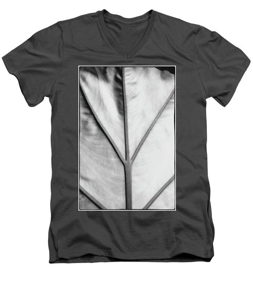 Leaf1 Men's V-Neck T-Shirt
