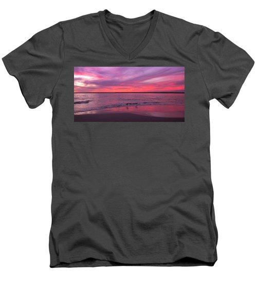 Leave Us To Dream 2 Men's V-Neck T-Shirt
