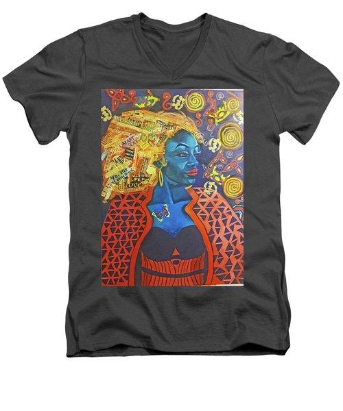 Legendary Self Men's V-Neck T-Shirt