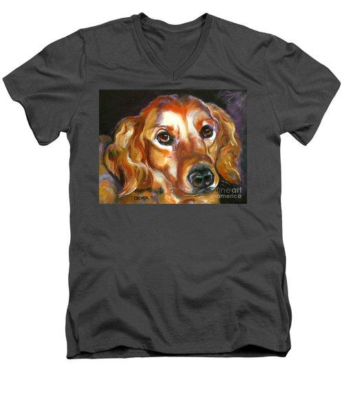 Let The Sunshine In Men's V-Neck T-Shirt