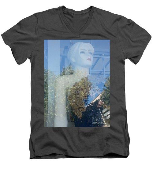 Letitia Men's V-Neck T-Shirt