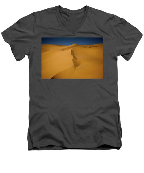 Libya Dunes Men's V-Neck T-Shirt