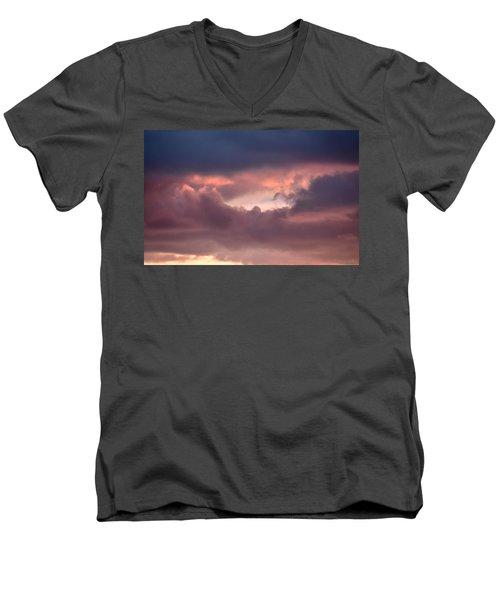 Light After Storm Men's V-Neck T-Shirt