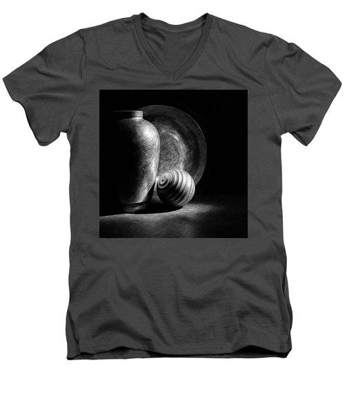 Light And Shadows Men's V-Neck T-Shirt