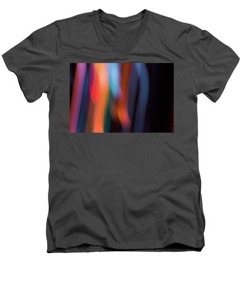 Sky And Prism Men's V-Neck T-Shirt