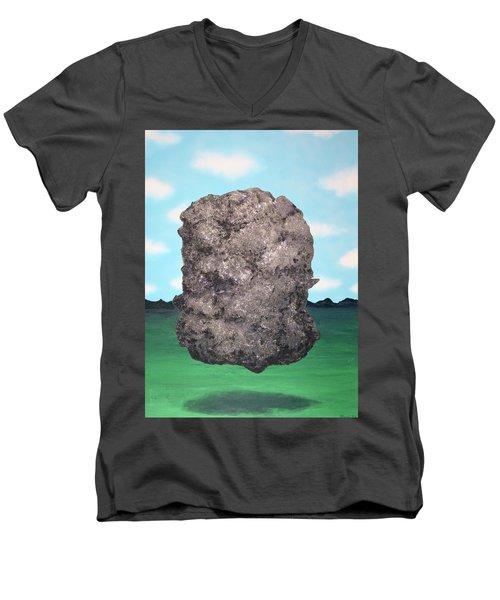 Light Rock Men's V-Neck T-Shirt