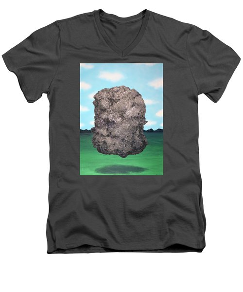 Light Rock Men's V-Neck T-Shirt