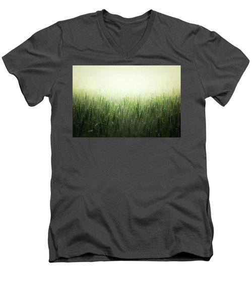 Light Storm Men's V-Neck T-Shirt