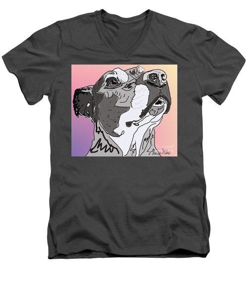 Lili Men's V-Neck T-Shirt