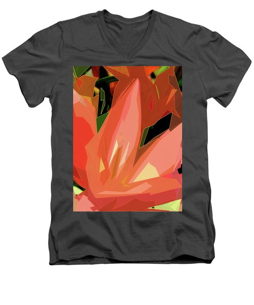 Lily #3 Men's V-Neck T-Shirt