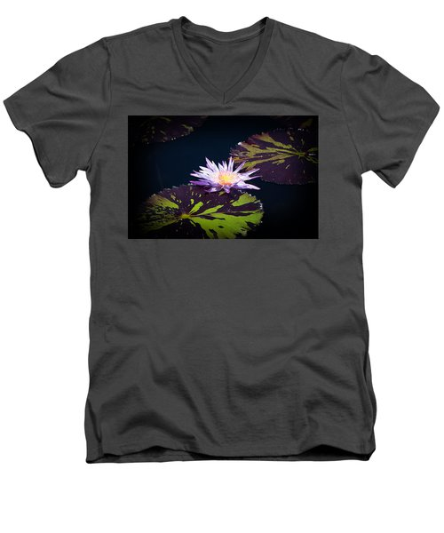 Lily Artistry Men's V-Neck T-Shirt
