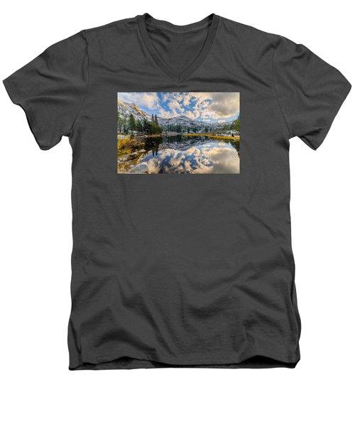Lily Lake Men's V-Neck T-Shirt