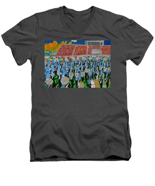 Lincoln Band Men's V-Neck T-Shirt