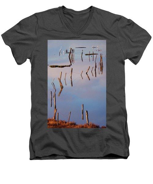 Liquid Assets Men's V-Neck T-Shirt