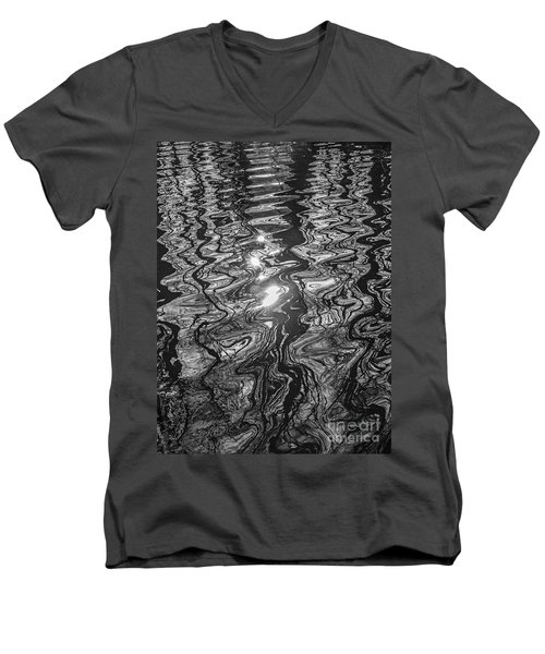 Liquid Light Men's V-Neck T-Shirt
