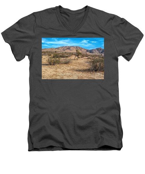 Little Butte Men's V-Neck T-Shirt