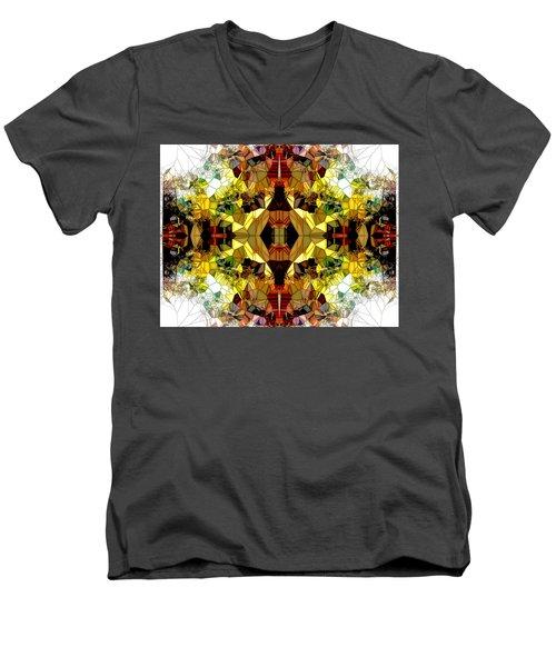 Little Gems Men's V-Neck T-Shirt