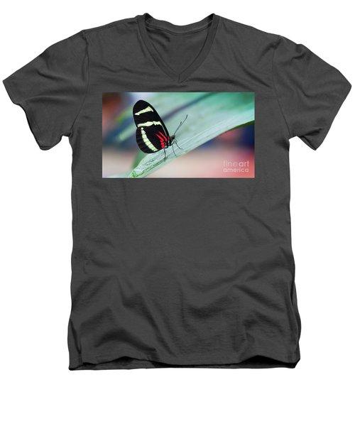 Little Sister Men's V-Neck T-Shirt