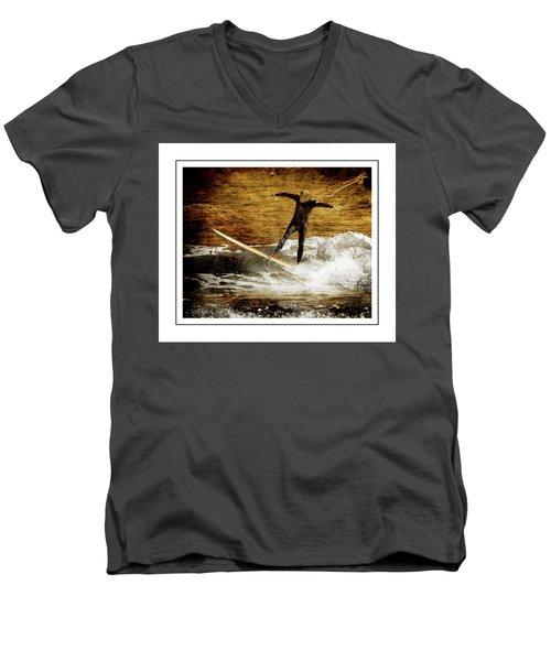 Living The Dream Men's V-Neck T-Shirt