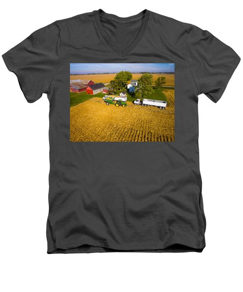Loading The Semis Men's V-Neck T-Shirt